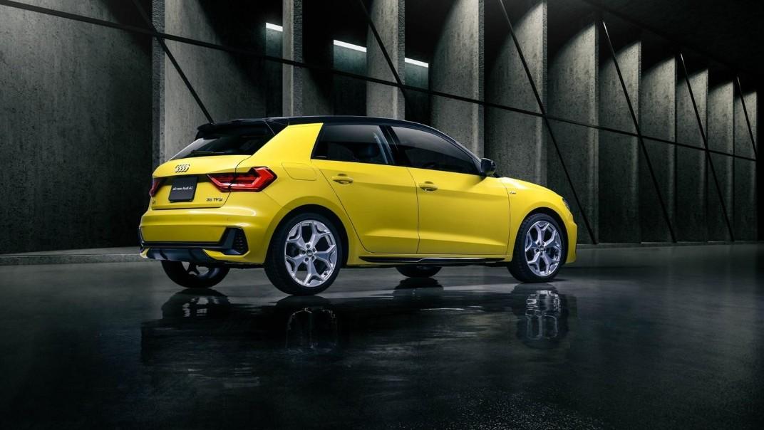 Audi A1 Sportback 2020 Exterior 012