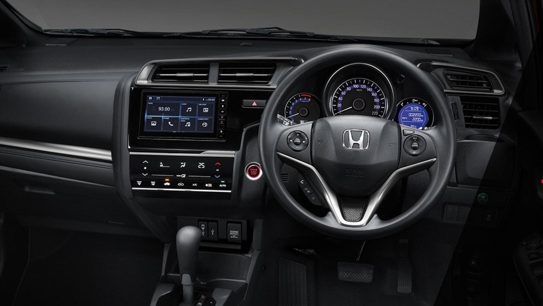 Honda Jazz 2020 Interior 001