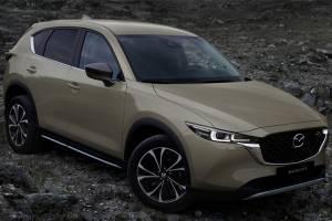 ยลโฉม 2022 Mazda CX-5 ไมเนอร์เชนจ์ส่งท้าย เปลี่ยนจุดใดบ้างมาชมกัน