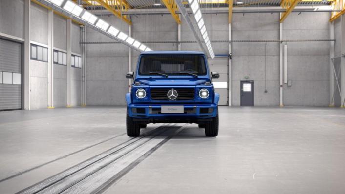 Mercedes-Benz G-Class 2020 Exterior 007