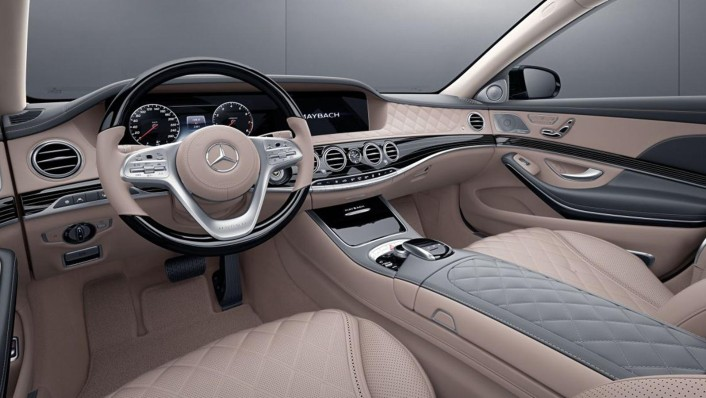 Mercedes-Benz Maybach S-Class 2020 Interior 001