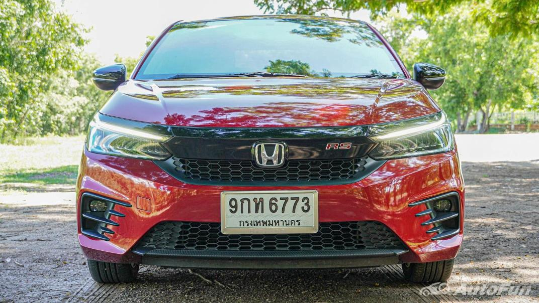2020 Honda City 1.0 RS Exterior 002