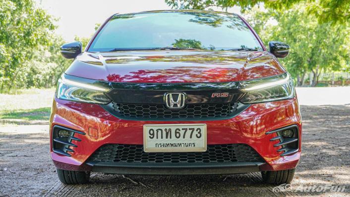 2020 Honda City 1.0 RS Exterior 002