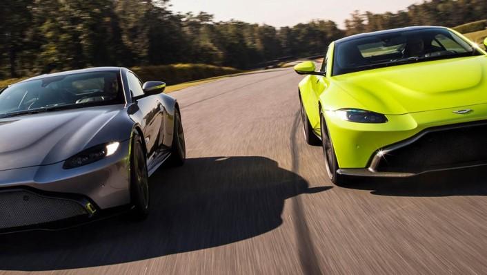 Aston Martin V8 Vantage 2020 Exterior 004