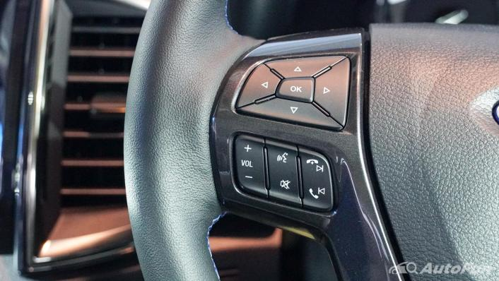 2021 Ford Everest Titanium+ Interior 004