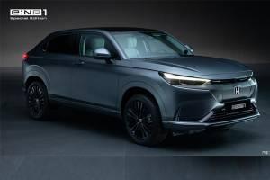 จะเอาแบบนี้! 2022 Honda HR-V EV เวอร์ชั่นไฟฟ้า ห้องโดยสารสุดอลังการ