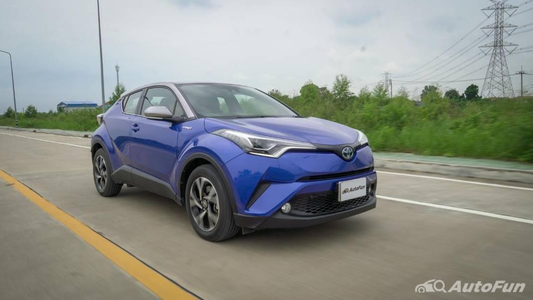 2021 Toyota C-HR Hybrid Premium Safety Exterior 015