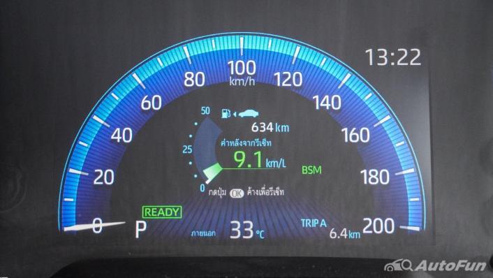 2020 1.8 Toyota Corolla Cross Hybrid Premium Safety Interior 004