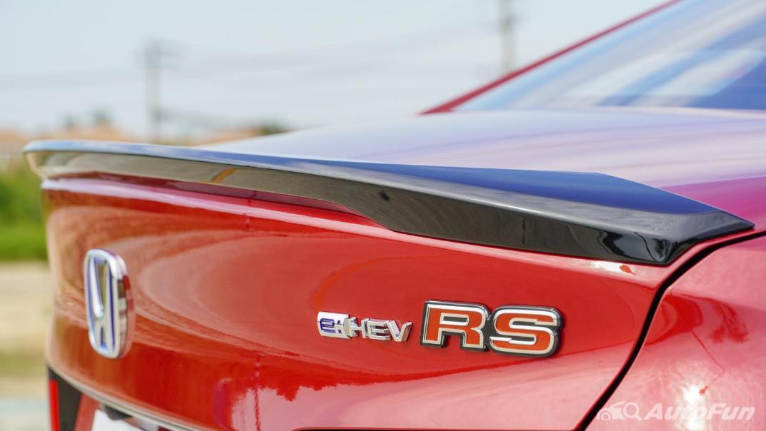 2021 Honda City e:HEV RS Exterior 022