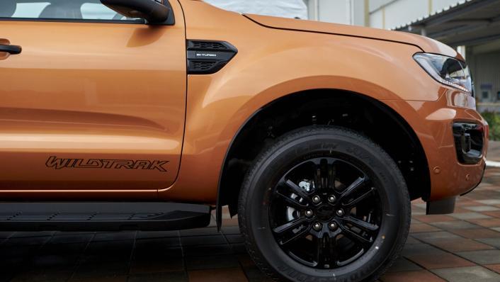 2021 Ford Ranger Wildtrak Exterior 010