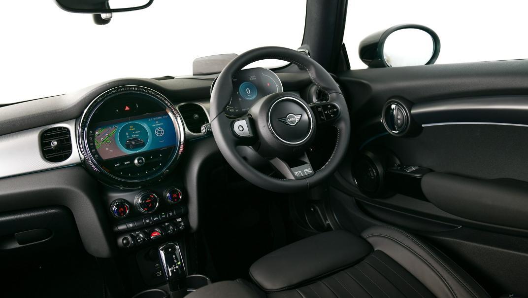 2021 MNI 3-Door Hatch Cooper S Interior 062