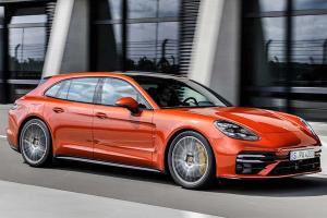 2021 Porsche Panamera Turbo S ไมเนอร์เชนจ์เผยโฉมพร้อมขุมพลังสุดแรง 620 แรงม้า