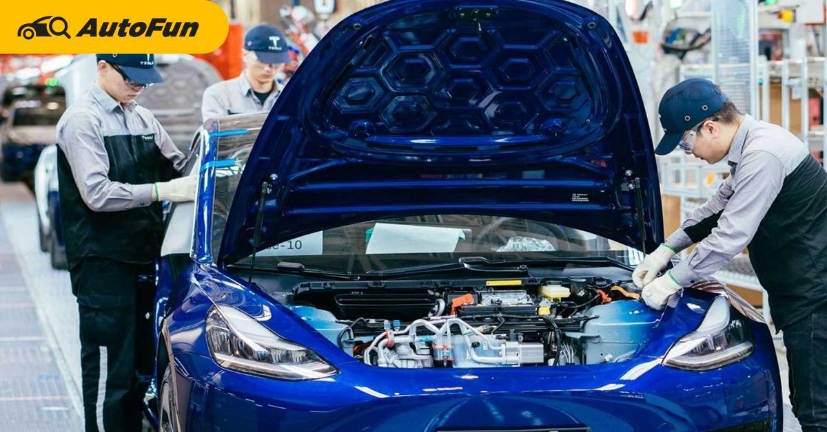 อยากเป็นเจ้าของ Tesla Model 3 ต้องเตรียมค่าบำรุงไว้เท่าไรหลังผ่านไป 5 ปี 50,000 กม.ในไทย 01