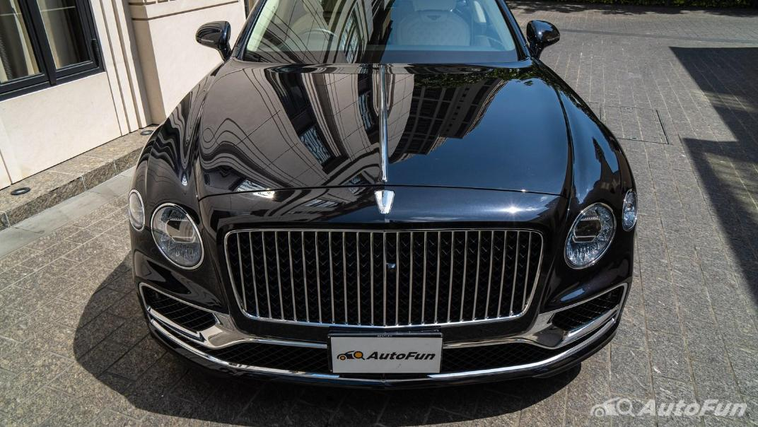2020 Bentley Flying Spur 6.0L W12 Exterior 005