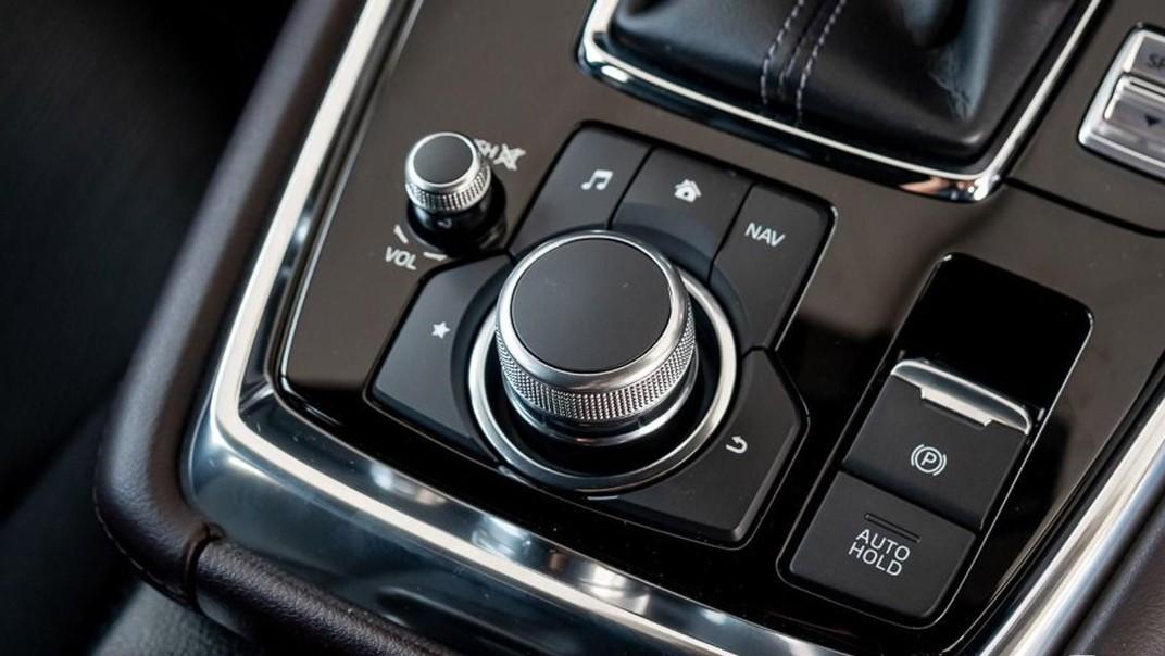 Mazda CX-8 2020 Interior 006