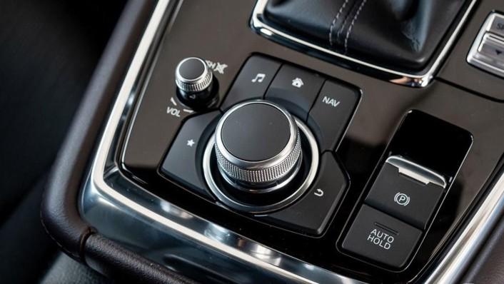 Mazda CX-8 Public 2020 Interior 006