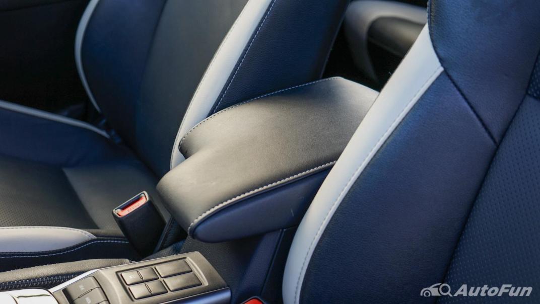 2020 Toyota Fortuner 2.8 Legender 4WD Interior 042