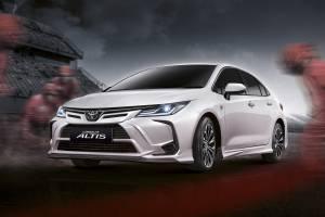 คู่มือซื้อรถ 2021 Toyota Corolla Altis Nurburgring ของแถมมูลค่า 107,000 บาทให้ฟรี มีจริงในโลก