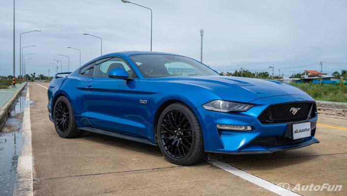 2020 Ford Mustang 5.0L GT Exterior 009