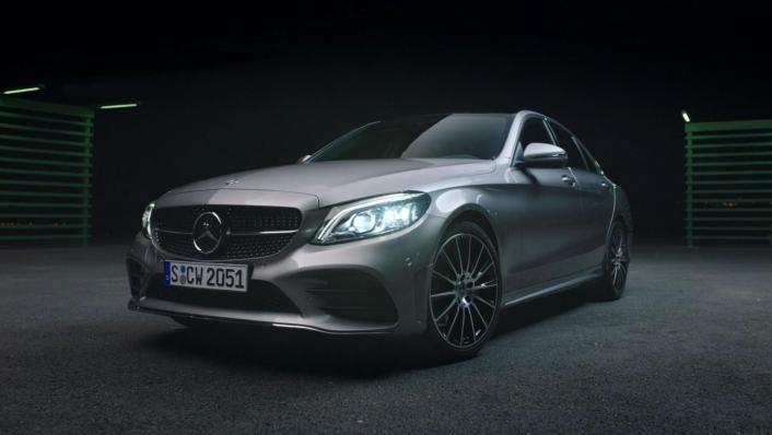 Mercedes-Benz C-Class Saloon 2020 Exterior 001