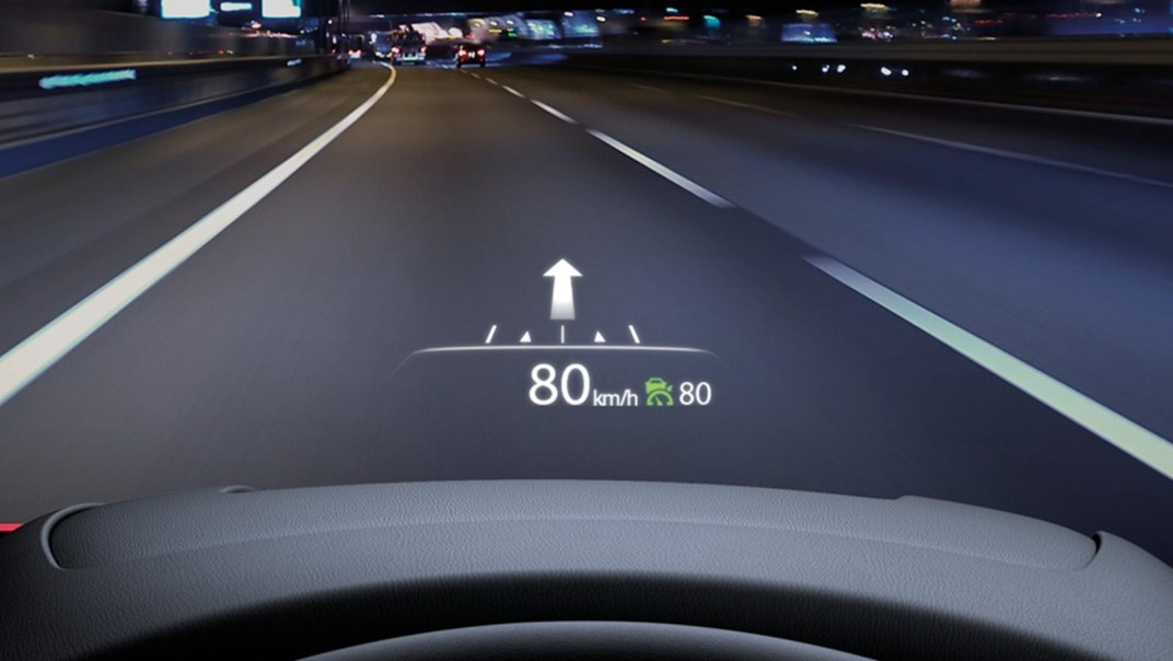 Mazda CX-5 2020 Interior 009