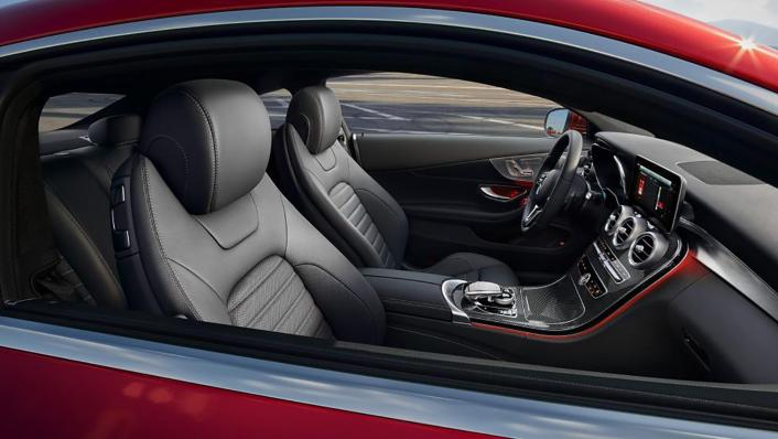 Mercedes-Benz C-Class Coupe 2020 Interior 002