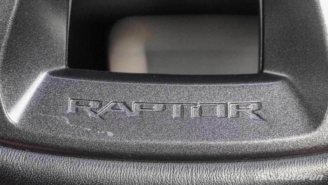 Ford Ranger Raptor 2.0L EcoBlue Interior 008