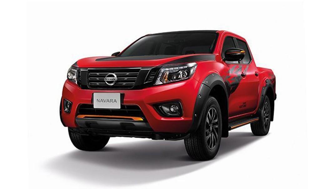 Nissan Navara 2020 Exterior 005