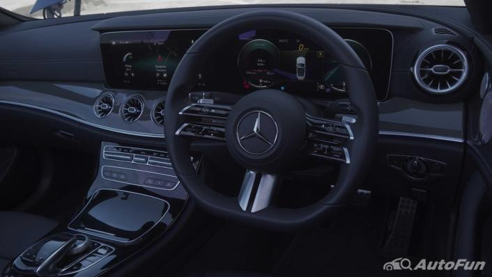 2021 Mercedes-Benz E-Class Cabriolet E 200 AMG Dynamic Interior 003