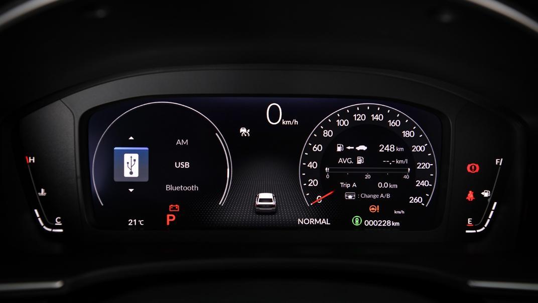2022 Honda Civic RS Interior 030
