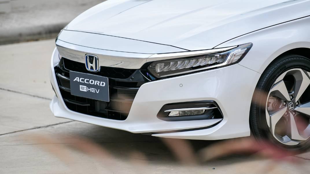 2021 Honda Accord 2.0L e:HEV EL+ Exterior 070