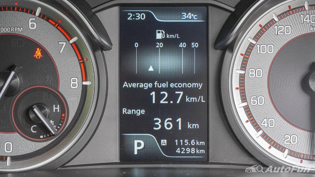 2020 1.5 Suzuki XL7 GLX Interior 014