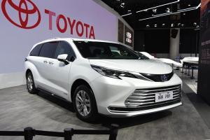 อยากได้กันไหม 2021 Toyota Sienna เปิดตัวใหม่ในจีน มาพร้อมเครื่อง 2.5 ไฮบริด 249 แรงม้า