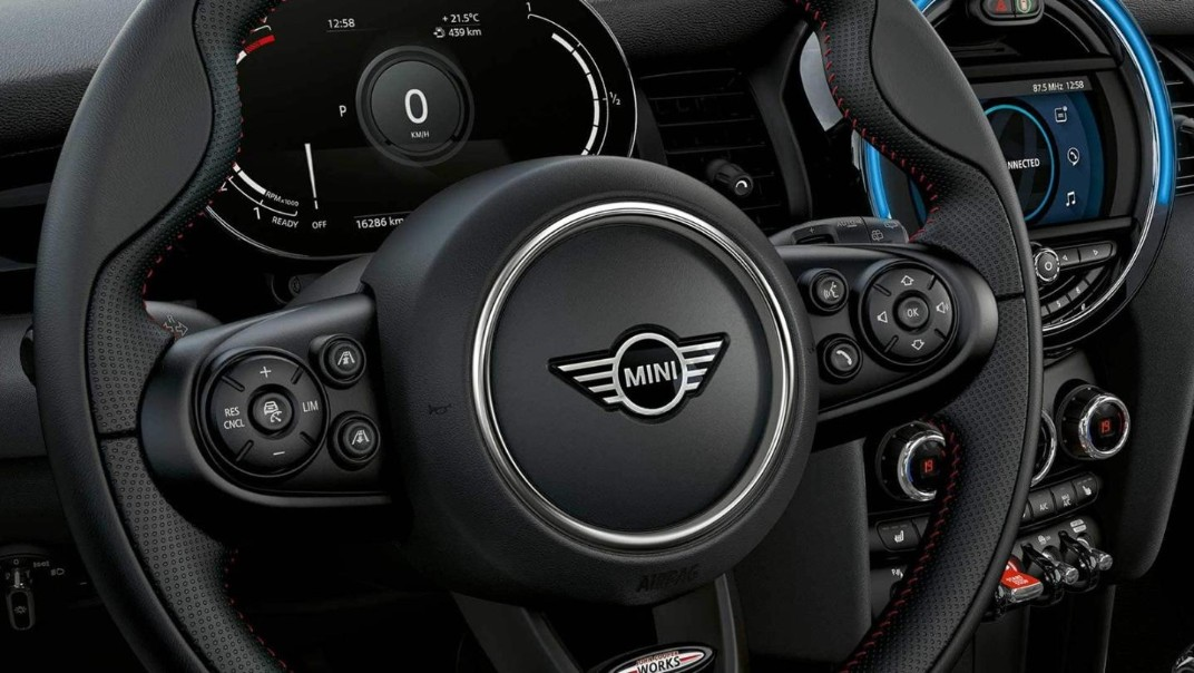 Mini Clubman 2020 Interior 003
