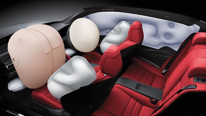 Lexus RC 2020 Interior 007