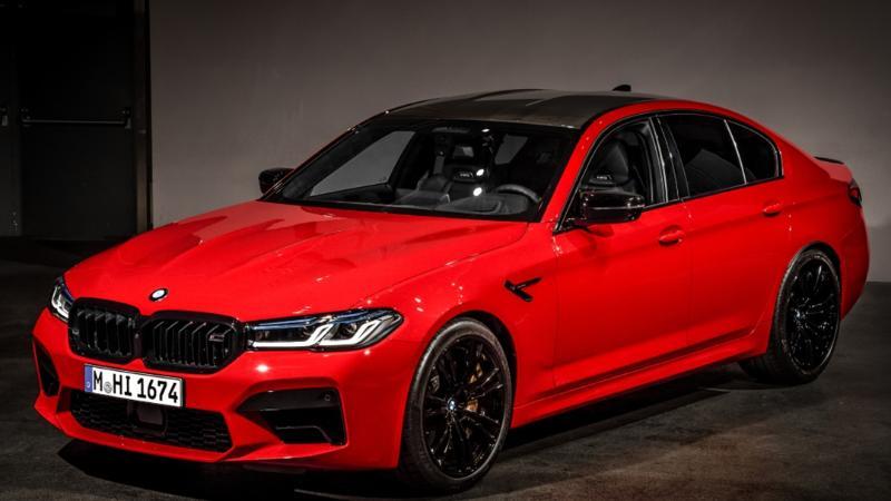 BMW M5 จะใช้ไฟฟ้าล้วน ชาร์จพลังได้ 1,000 แรงม้า เตรียมเปิดตัวปี 2024 02