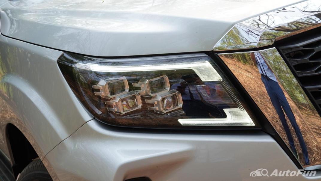 2021 Nissan Navara Double Cab 2.3 4WD VL 7AT Exterior 027