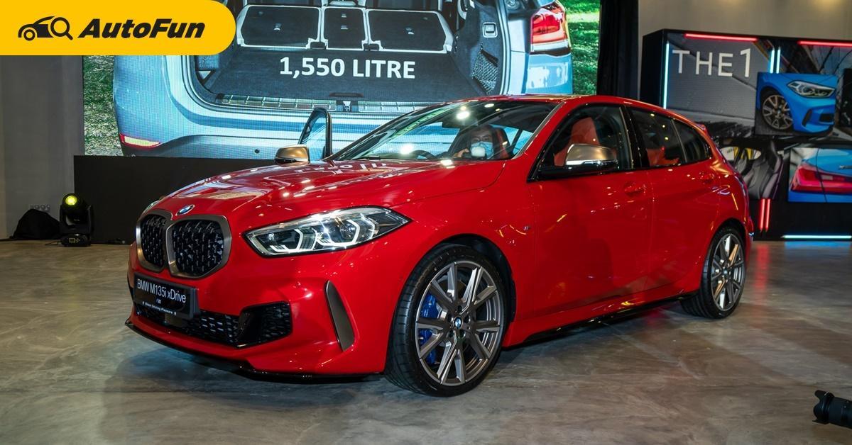 All-New 2020 BMW M135i (F40) 306 แรงม้า 450เปิดตัวในมาเลเซีย 01