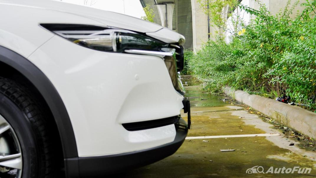 2020 Mazda CX-8 2.5 Skyactiv-G SP Exterior 014