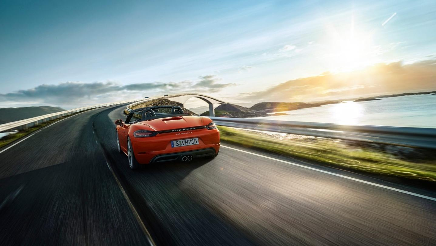 Porsche 718 2020 Exterior 008