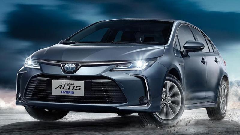 2021 Toyota Corolla Cross แพงกว่า Corolla Altis  100,000 บาท คันจะคุ้มกว่ากัน 02