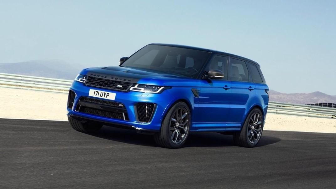 Land Rover Range Rover Sport 2020 Exterior 002