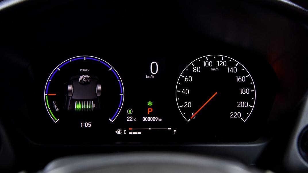 2021 Honda City e:HEV RS Interior 071
