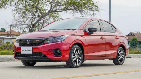 ราคา 2021 Honda City e:HEV RS ใหม่ สเปค รูปภาพ รีวิวรถใหม่โดยทีมงานนักข่าวสายยานยนต์ | AutoFun