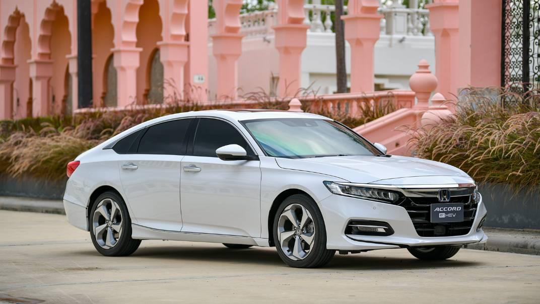 2021 Honda Accord 2.0L e:HEV EL+ Exterior 040