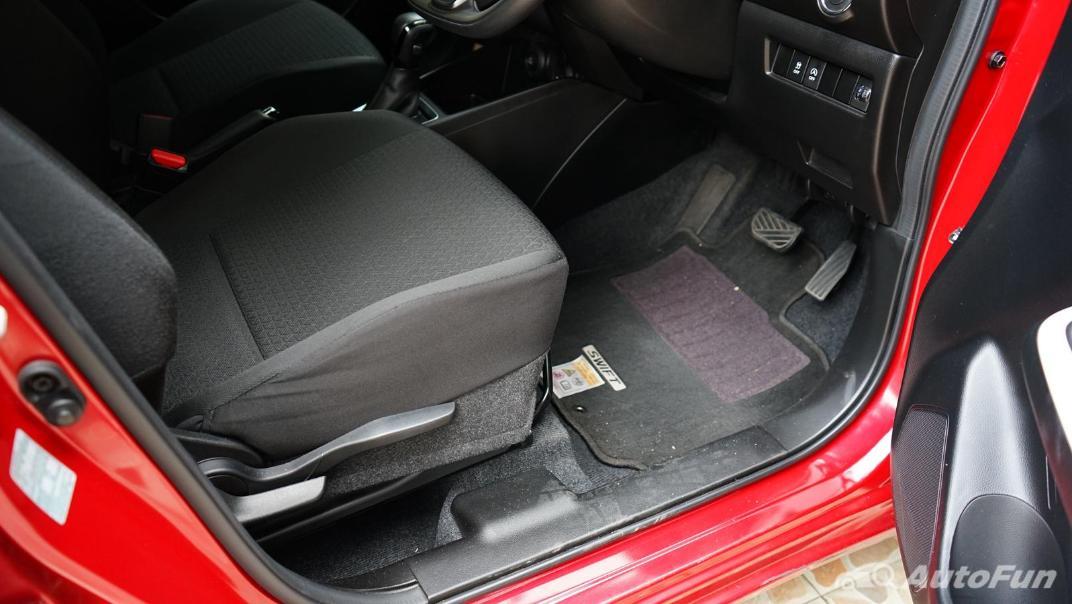 2020 Suzuki Swift 1.2 GL CVT Interior 004