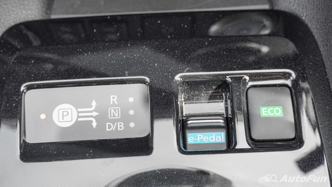 2020 Nissan Leaf Electric Interior 034