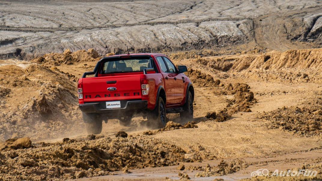 2021 Ford Ranger FX4 MAX Exterior 047
