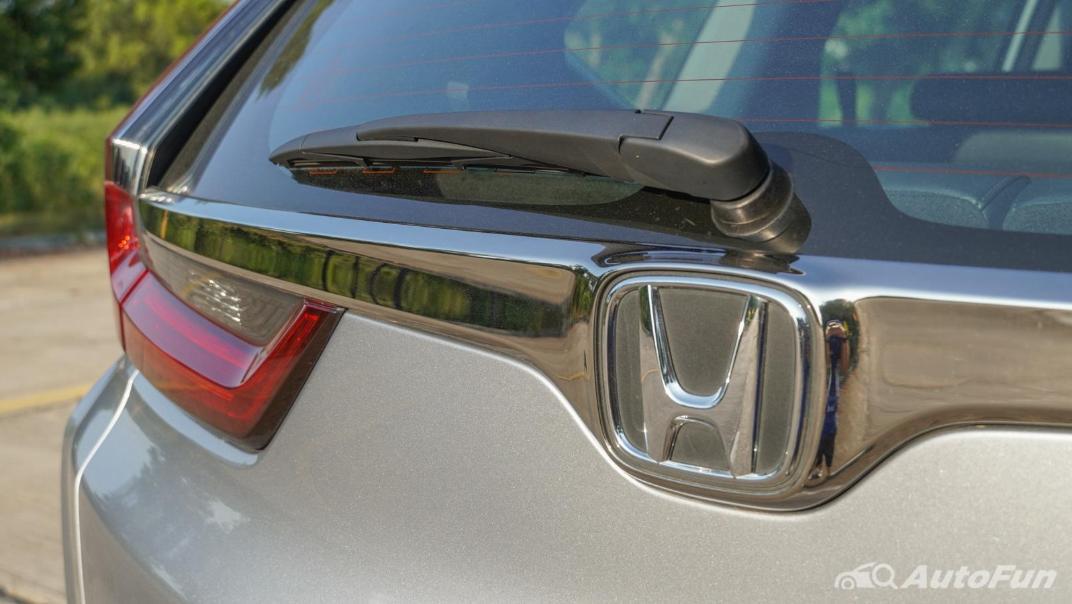 2020 1.6 Honda CR-V DT-EL 4WD Exterior 020