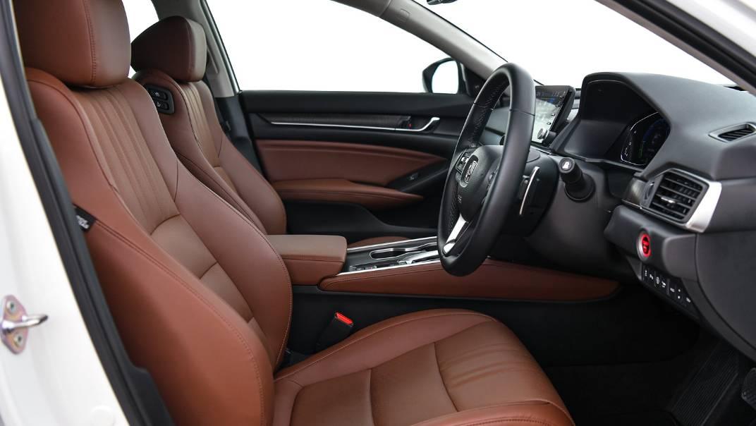 2021 Honda Accord 2.0L e:HEV EL+ Interior 047